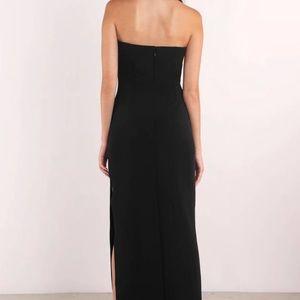 TOBI Strapless Maxi Dress